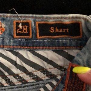 Rock Revival Shorts - Rock Revival Shorts